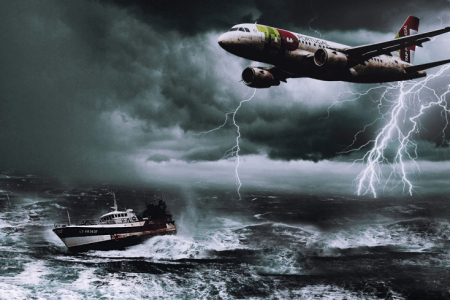 What is the Bermuda Triangle Infographic