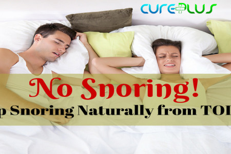 What is the main reason for snoring? Infographic