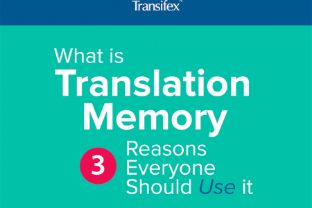 What is Translation Memory? Infographic