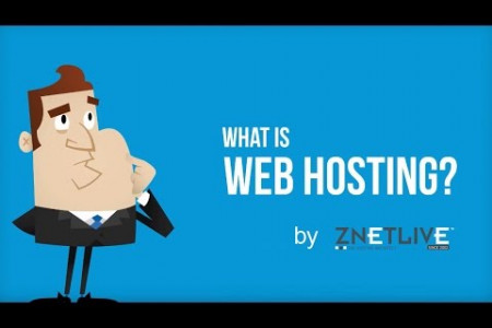 What is Web Hosting? Explained in 60 Seconds  Infographic