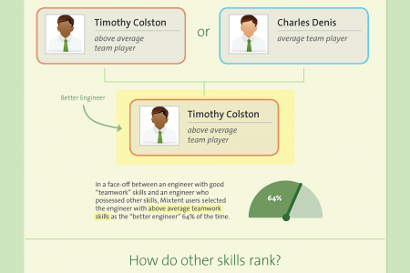 What Makes a Great Software Engineer? Infographic