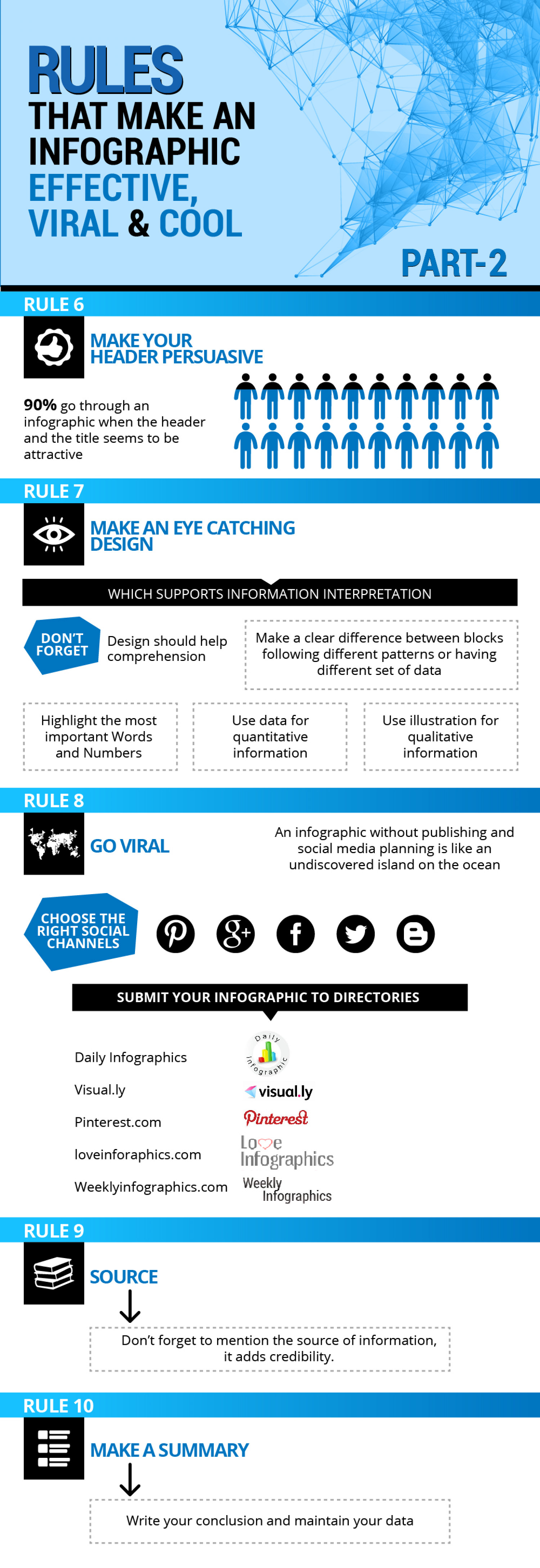 What makes infographic effective? Infographic