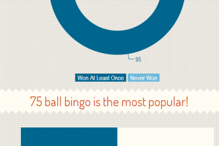What Numbers Tell Us About Online Bingo Infographic