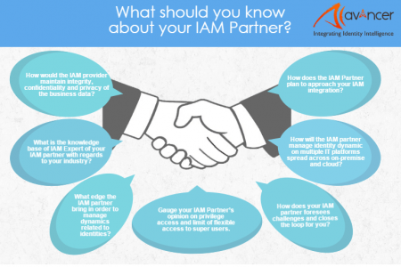 What should you know about your IAM Partner? Infographic