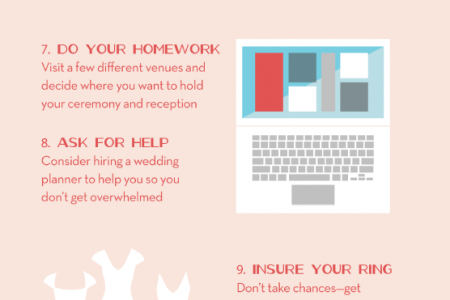 What to Do Now That You're Engaged  Infographic