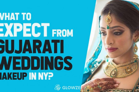 What to Expect from Gujarati Weddings Makeup in NY? Infographic