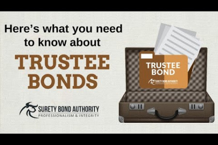 What you should know about Trustee Bonds Infographic