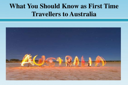 What You Should Know as First Time Travelers to Australia Infographic