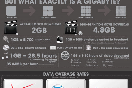 What's Eating Up Your Data Plan? Infographic