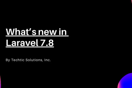 What's new in Laravel 7.8? Infographic