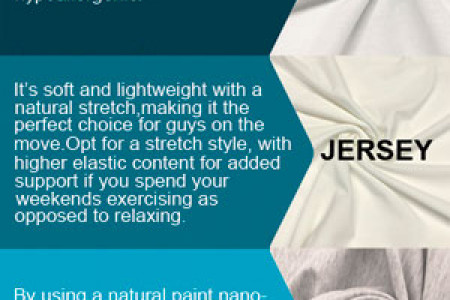 What's the Best Fabric for Men's Underwear Infographic
