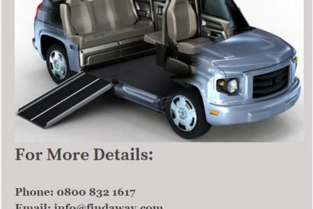 Wheelchair Accessible Vehicles Infographic