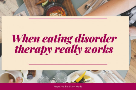 When eating disorder therapy really works Infographic