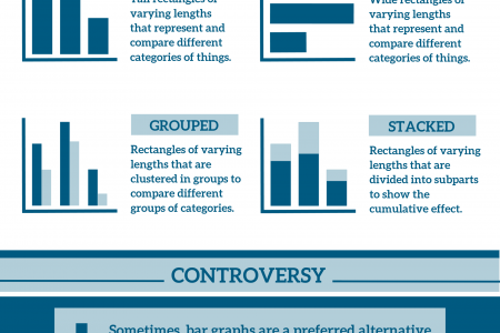 When to Use Bar Graphs Infographic