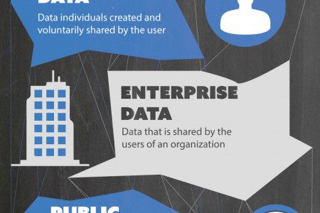 Where Does Data Come From? Infographic