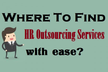 Where To Find HR Outsourcing Services with ease? Infographic