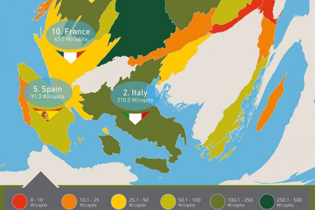 Which EU Country Is The Greenest? Infographic