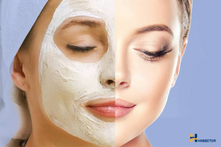 Which facial is better for Glowing Skin Infographic