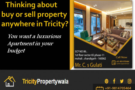 Which is the best property site in India for selling and buying Infographic
