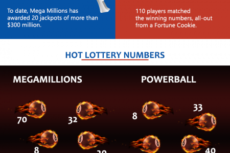 Which Multi-State Lottery Is Worth Playing - Mega Millions or Powerball! Infographic