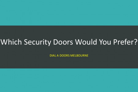 Which security doors would you prefer? Infographic