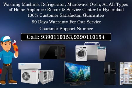whirlpool refrigerator service centre Infographic