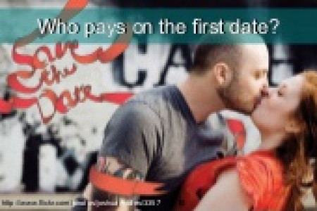 Who pays on the first date? Infographic