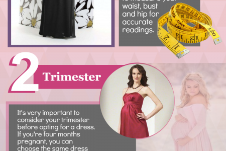 Who Said Pregnant Bridesmaid Can't Look Good? Infographic