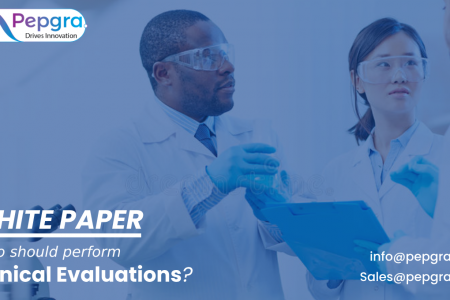 Who should perform Clinical Evaluation? Infographic