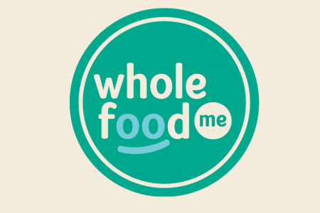 wholefood.me Brand Creation Infographic