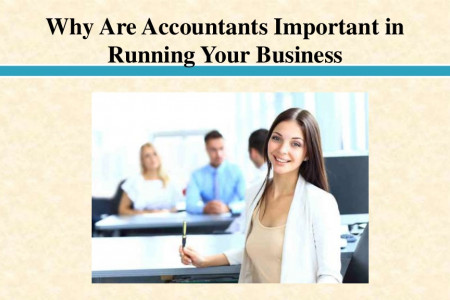 Why Are Accountants Important in Running Your Business Infographic