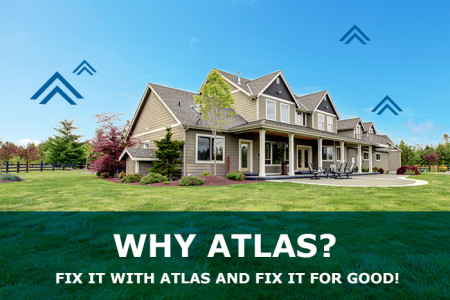 Why Atlas for Home lifting? Infographic
