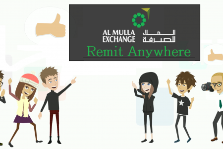Why Choose Al Mulla Exchange For Remittance? Infographic