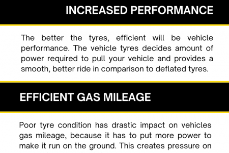Why Choose Regular Tyre Check Up? Infographic