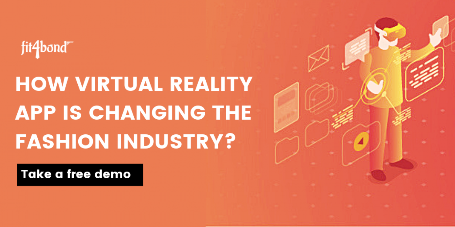 Why clothing industries should integrate virtual reality app?  Infographic