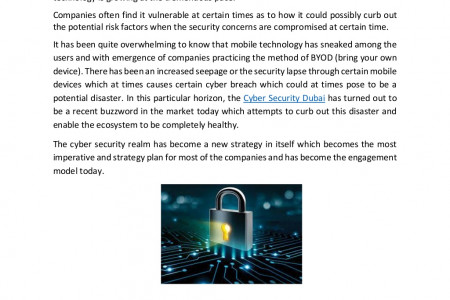 Why Cyber Security turns as contingency methods to curb cyber threats Infographic