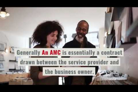 Why do SMBs need AMC Services in Dubai ? Infographic