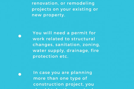 why do you need a building permit Infographic