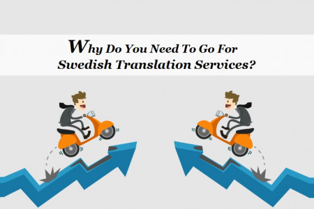 Why Do You Need To Go For Swedish Translation Services? Infographic