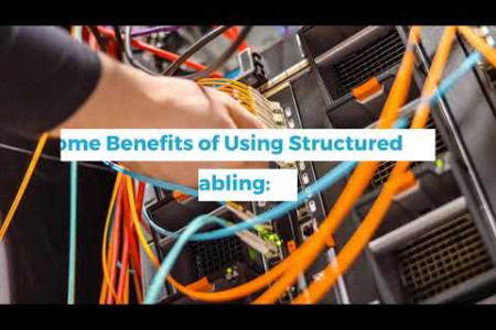 Why Dubai Structured Cabling is the Best? Infographic