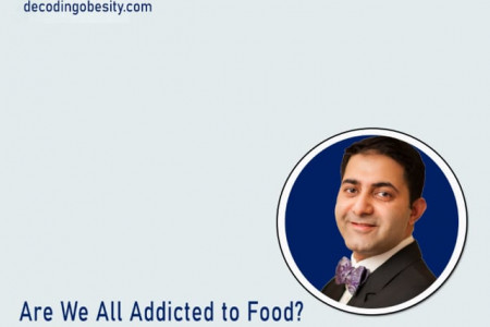 Why Food Addiction Needs to be Treated Through IOT? Infographic