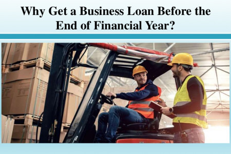 Why Get a Business Loan Before the End of Year? Infographic