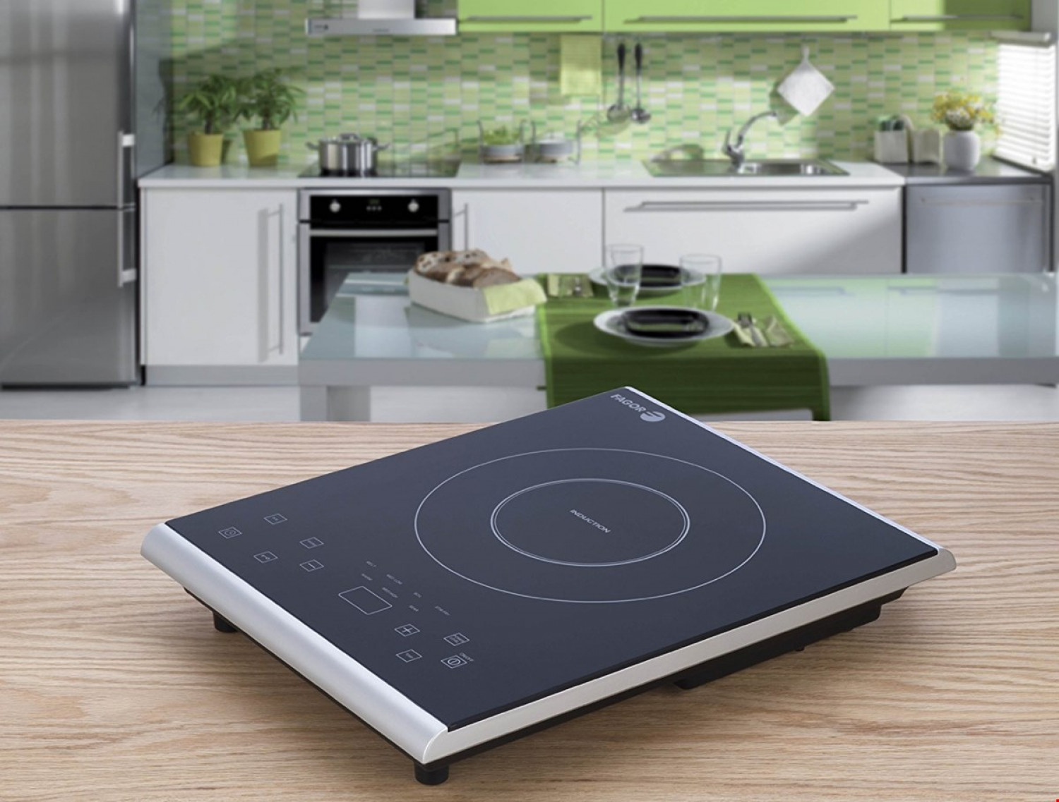 Why Is A Portable Induction Cooktop The Best Cooking Option? Infographic