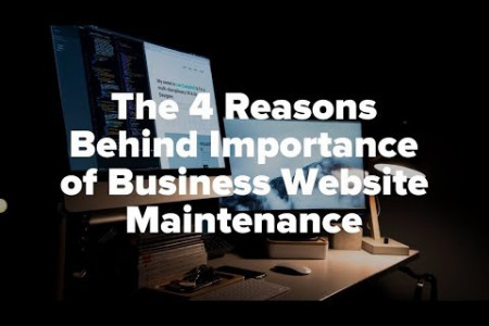 Why is It Important to Maintain Website? Infographic