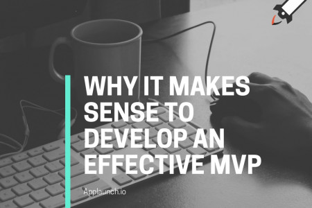 Why it makes sense to develop an effective MVP? Infographic