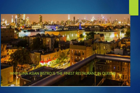Why Luna Asian Bistro is the Finest Restaurant in Queens Infographic