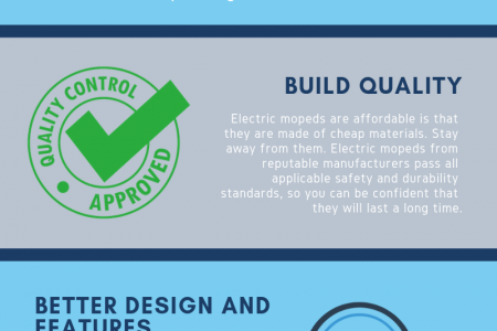 Why One Should Buy Electric Mopeds from the Reputable Manufacturers? Infographic