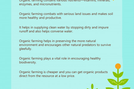 Why Organic Farming is the Better Choice  Infographic