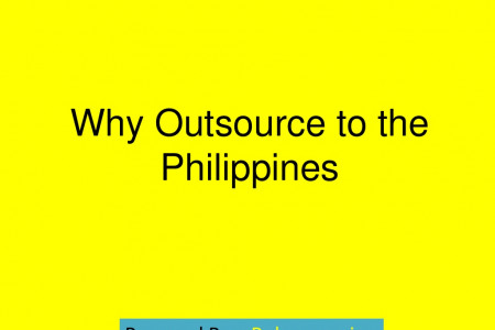 Why Outsource to the Philippines Infographic