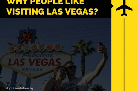 Why People Like Visiting Las Vegas? Infographic